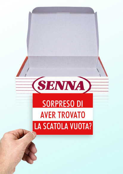 DIRECT MARKETING OPERAZIONE ARIA Cliente SENNA - parte1