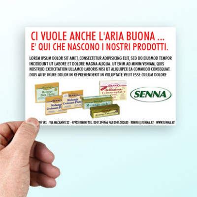 DIRECT MARKETING OPERAZIONE ARIA Cliente SENNA-parte2