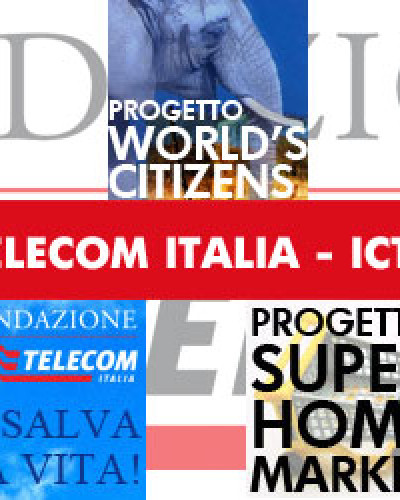 Mobile marketing - Contest Fondazione Telecom