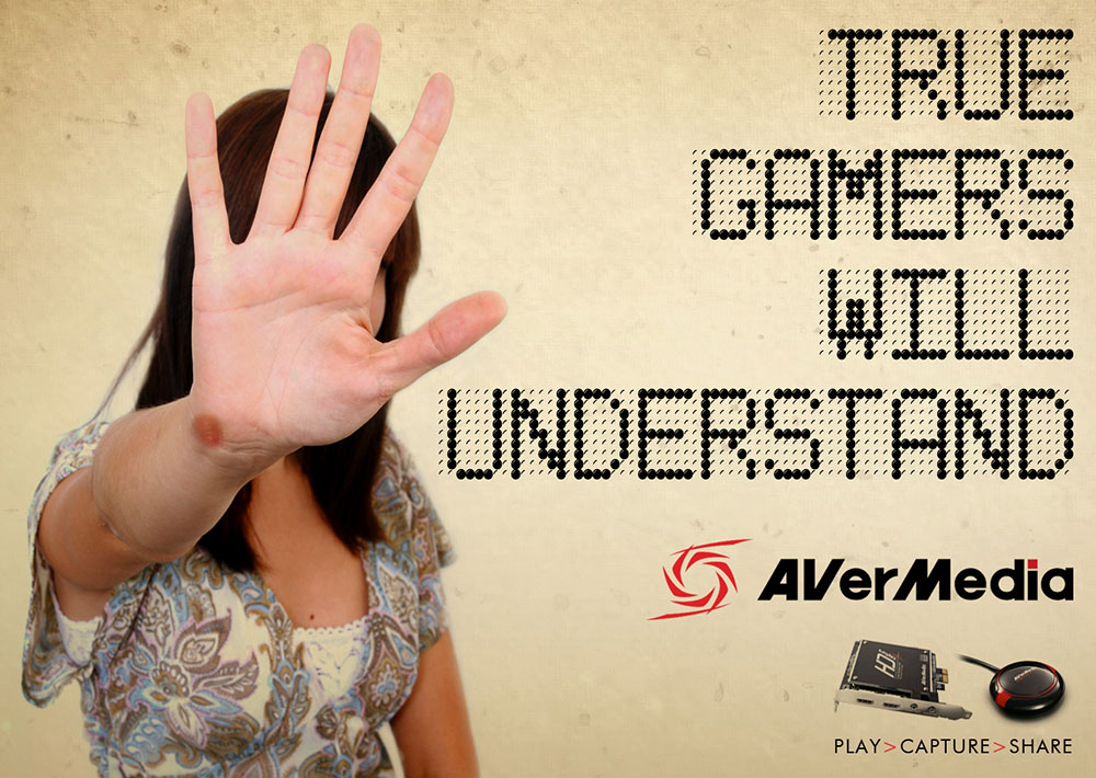 Avermedia - true gamers will understand